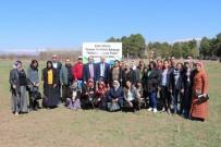 Kadın Çiftçilerle Kiraz Bahçesi Demonstrasyonu Yapıldı