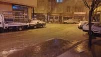Kahramanmaraş'ta Nisan Ayında Kar Sürprizi
