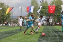 TERÖR MAĞDURLARI - Kemer'de Dostluk Turnuvası