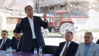 Konuk Açıklaması 'Türkiye'nin Hızına Hız, Gücüne Güç Katacağız'