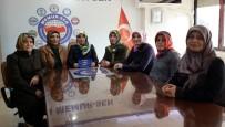 İNSANLIK SUÇU - Memur-Sen'li Kadınlardan 'İdlib' Tepkisi
