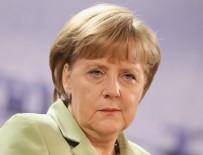 ANGELA MERKEL - Merkel: Sömürge döneminde Afrika'da günaha girdik