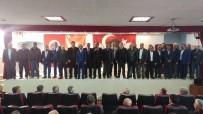 AHMET ÖZTÜRK - MHP Reşadiye İlçe Başkanı Öztürk, Güven Tazeledi