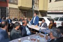 Milletvekili Aydoğdu Ve Başkan Yazgı'dan Sanayi Esnafıyla İstişare Toplantısı