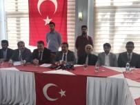 SAADET PARTISI GENEL BAŞKANı - Saadet'ten Bir Grup Partili İzmir'de 'Evet' Dedi