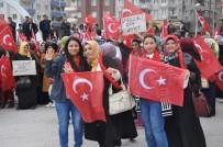 Siirt'te 'Evet' Yürüyüşü Düzenlendi