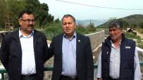 YEŞILKÖY - Söke'ye Bağlı Yeşilköy'de Dere Islahının Yüzde 70'İ Tamamlandı