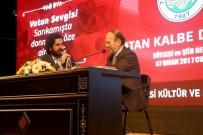 ÇOCUK PARKI - Talas Belediyesinin Konuğu Gazetesi Yazar Yusuf Kaplan Oldu