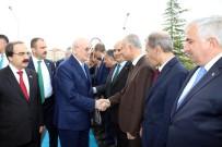 SAKARYA VALİSİ - TBMM Başkanı İsmail Kahraman Sakarya Valiliğini Ziyaret Etti