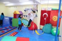 OKUL ÖNCESİ EĞİTİM - TİKA'dan Kırgızistan'daki Otizmli Çocuklara Terapi Desteği