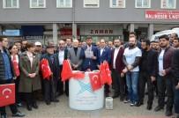 DEMOKRAT PARTI - TÜGVA'dan Referanduma Evet Desteği