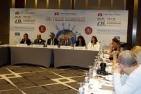DÜNYA SAĞLıK ÖRGÜTÜ - Türk Toraks Derneği 20. Yıllık Kongresi Antalya'da Başladı