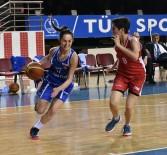 HAZIRLIK MAÇI - Türkiye Kadınlar Basketbol 2. Ligi