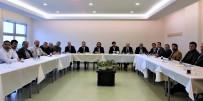ÖĞRENCI İŞLERI - Türkiye Maarif Vakfı İstişare Toplantısı OMÜ'de Yapıldı