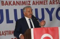 Ulaştırma Bakanı Arslan Açıklaması ''Bu Millet Kimi Denize Dökeceğini, Kimin Arkasından Gideceğini Çok İyi Biliyor''