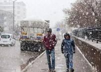 KıŞLA - Ahlat'ta Kar Yağışı