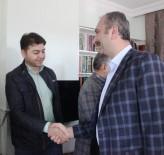 RıDVAN FADıLOĞLU - Ak Parti Genel Sekreteri Abdülhamit Gül'den Haznevilliler Derneğine Ziyaret