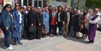 MEHMET ACAR - AK Partili Kadınlardan Selendi'de 16 Nisan Çalışması