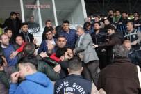 ARBEDE - Amatör Maçta Olay Çıktı Açıklaması 2 Yaralı