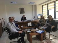 İLLER BANKASı - Ankara'da MASKİ'nin Yatırımları Görüşüldü
