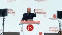 PENSILVANYA - Bahçeli Açıklaması Türkiye Asıl Hedeftir