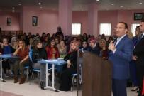 BOZOK ÜNIVERSITESI - Bakan Bozdağ, Yozgat'ta Üniversite Öğrencilerinin Sorularını Yanıtladı