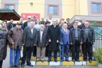 ÇILINGIR - Bakan Faruk Özlü, Huzurevi Sakinleri İle Kahvaltı Yaptı