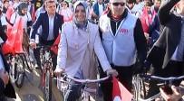 İSTİŞARE TOPLANTISI - Bakan Kaya Gençlerle Pedal Çevirdi