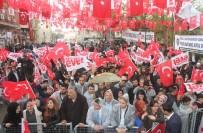 Bakan Tüfenkci Açıklaması 'Türkiye'nin Güçlenmesini İstiyoruz'