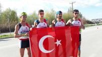 KADER - Balkan Yürüyüş Şampiyonası'nda Millilerden 7 Madalya