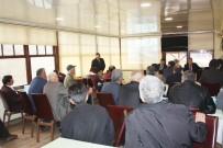 MUSTAFA AYDıN - Bartın'da Enerji Hattı Çalışmaları Sürüyor