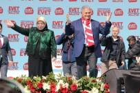 SEMİHA YILDIRIM - Başbakan Yıldırım Açıklaması 'Hayır Diyenler De Evet Diyenler Kadar Onurludur'