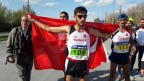 MILLI ATLET - Batmanlı Atlet Balkan İkincisi Oldu