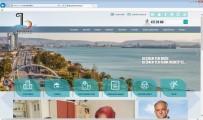 KARABAĞ - Bayraklı Belediyesi Web Sitesi Yenilendi