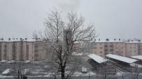Bitlis'e Kar Yağışı