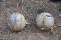 EMNIYET ŞERIDI - Bomba Sanılarak Paniğe Neden Olan Cisim Havai Fişek Çıktı