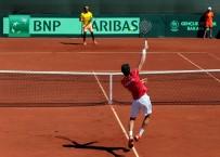İSVEÇ - Davis Cup'ta Yine Elendik