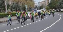 TÜRKIYE BISIKLET FEDERASYONU - Diyarbakır'da Pedallar 'Farkındalık' İçin Çevrildi