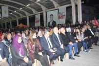 PAMUKKALE - Ekonomi Bakanı Nihat Zeybekci; '16 Nisan'da Hayırlısı Neyse Cenabı Allah Onu Nasip Etsin'