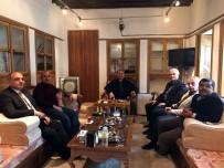 Genel Müdür Kurt Belediye Başkanı Kara'yı Ziyaret Etti