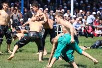 YAĞLI GÜREŞ - Güreş Sezonu Manisa'da Açıldı