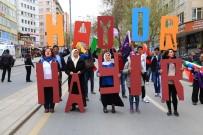MAHMUT ESAT BOZKURT - HDP'nin Ankara'daki 'Hayır' Mitinginde Yoğun Güvenlik Önlemi