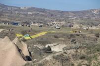SICAK HAVA BALONU - Kapadokya'da Balon Düştü, 1 Ölü 20 Yaralı