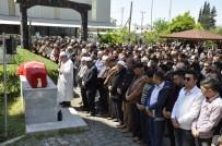 HACI BAYRAM TÜRKOĞLU - Kazada Hayatını Kaybeden Polis Hatay'da Toprağa Verildi