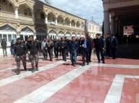 Kilis'te Şehit Polisler İçin Mevlit Okutuldu