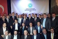 HÜSEYİN KOCABIYIK - Konya-Karaman Hemşehri Buluşması İzmir'de Yapıldı