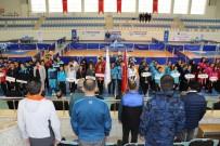 MUSTAFA KARADENİZ - Masa Tenisi Gençler Türkiye Şampiyonası Karaman'da Başladı