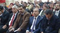 İBRAHIM ERDOĞAN - MHP İslahiye İlçe Teşkilatından Olağan Kongresini Yaptı