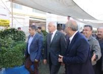 GÜNEYKENT - Milletvekili Erdoğan, Pazar Esnafını Ziyaret Etti