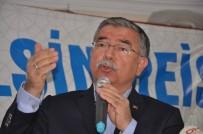 KAPATMA DAVASI - Milli Eğitim Bakanı Yılmaz Açıklaması 'CHP'nin Vesayet Odaklarıyla Dirsek Teması Çok İyi'